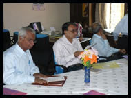 Governing Body Meeting-2008-09