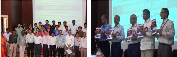 Two days National Conference on Cash less Transactions using Computer and Communications